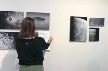 Captioning the Moon