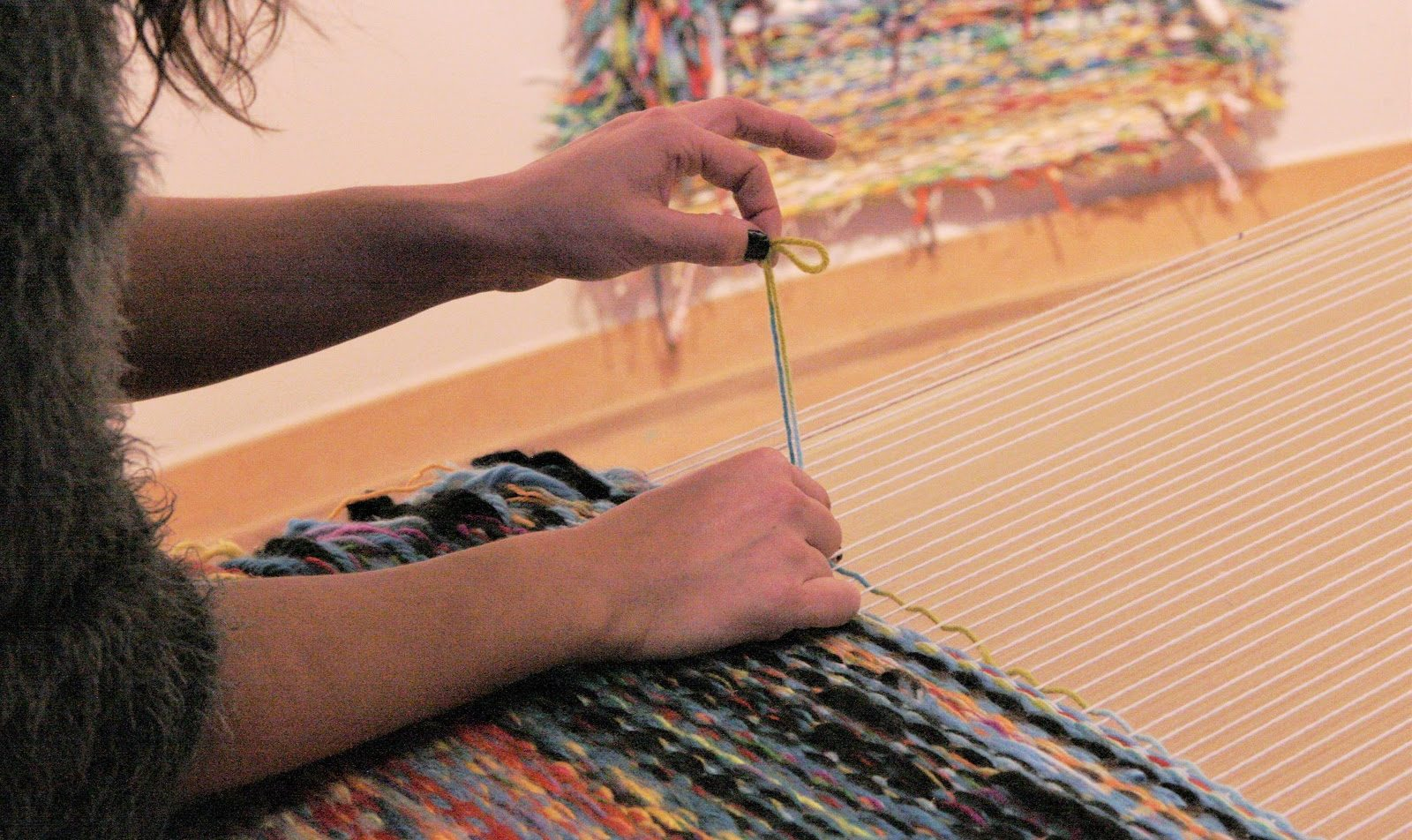 DIY Weaving with Project Create