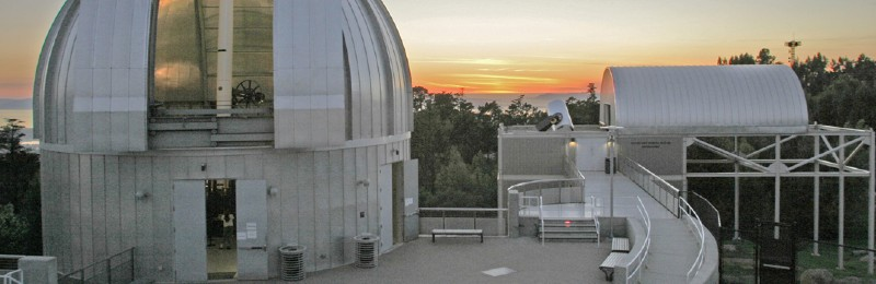 """Old Photo Oakland California /""""Chabot Observatory/"""""""