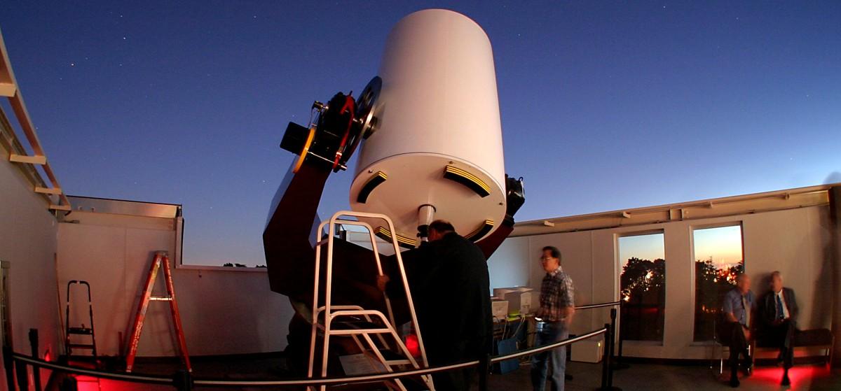 Chabot Telescope