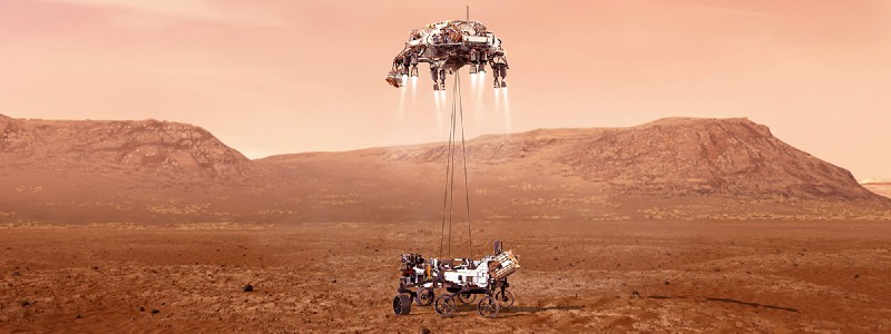 Perseverence Rover